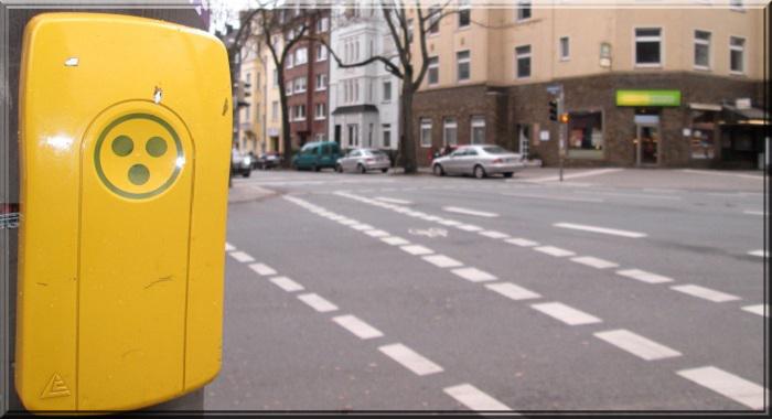 Strassenansicht im Überblick (Kreuzstr. Ecke Lindemannstrasse)